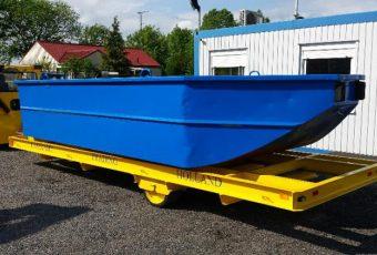 6.00 meter steel workboat