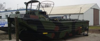 Multipurpose Workboat 7.45 meter