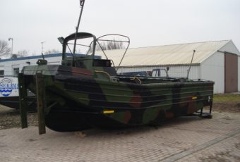Multipurpose Workboat 7.45m