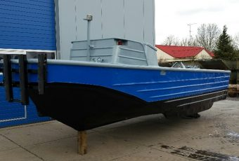 Multipurpose Workboat 7 meter
