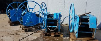 4 pcs. Coupling Winches
